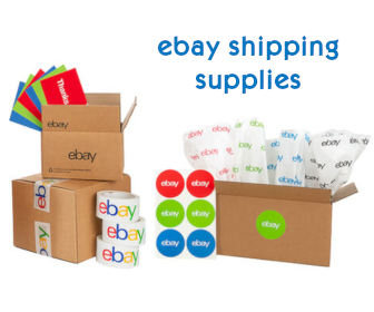 eBay Branded Shipping Supplies
