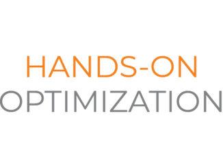 Hands-on Optimization