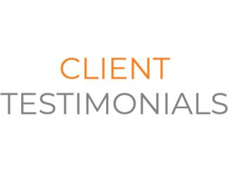 eBay SEO Services Client Testimonials