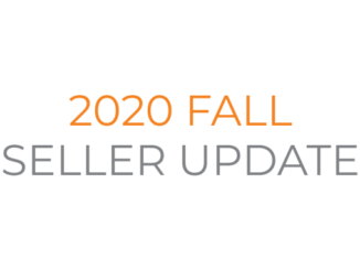 2020 Fall Seller Update